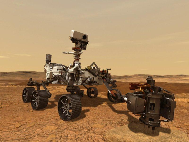 Robots martiens | Les inscriptions sont ouvertes