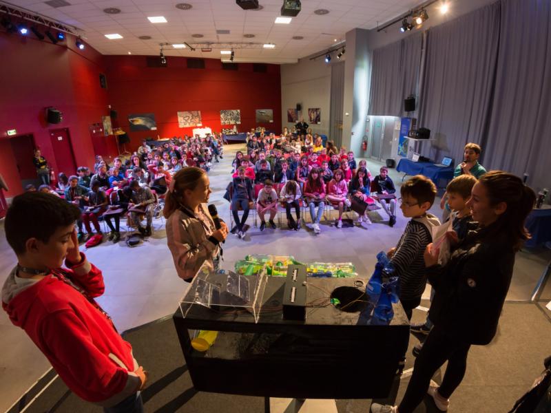 Congrès scientifique des enfants | Ouverture des inscriptions