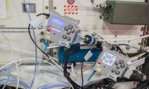 Ordinateurs Astro Pi dans l'ISS