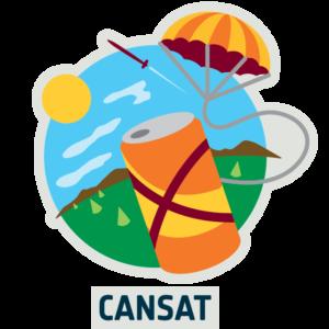 Logo du projet CanSat Lycées