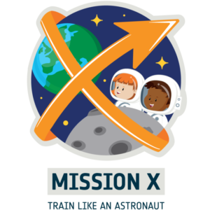 Logo du projet Mission X