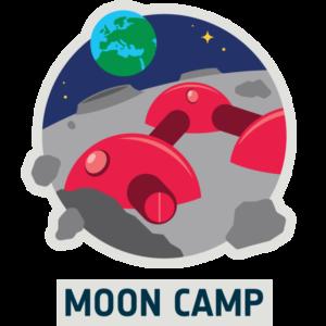 Logo du projet Moon Camp