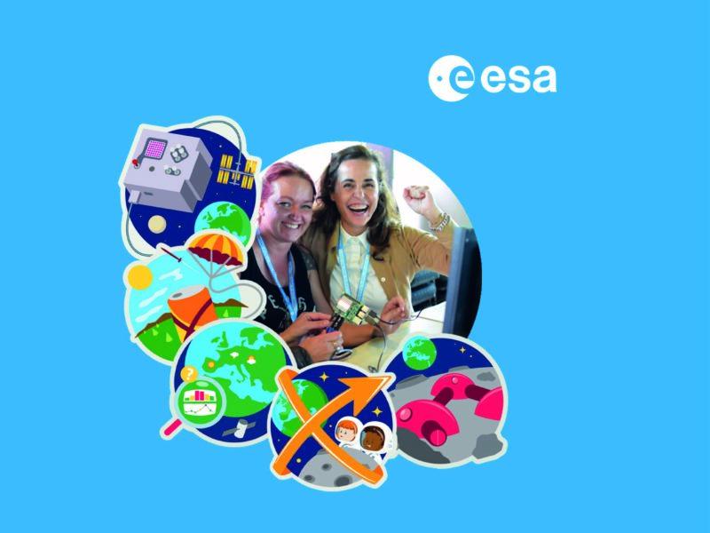 Rejoignez les sessions d'information en ligne «Teach with Space» de l'ESA