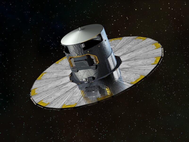 Gaia : un satellite pour cartographier la galaxie
