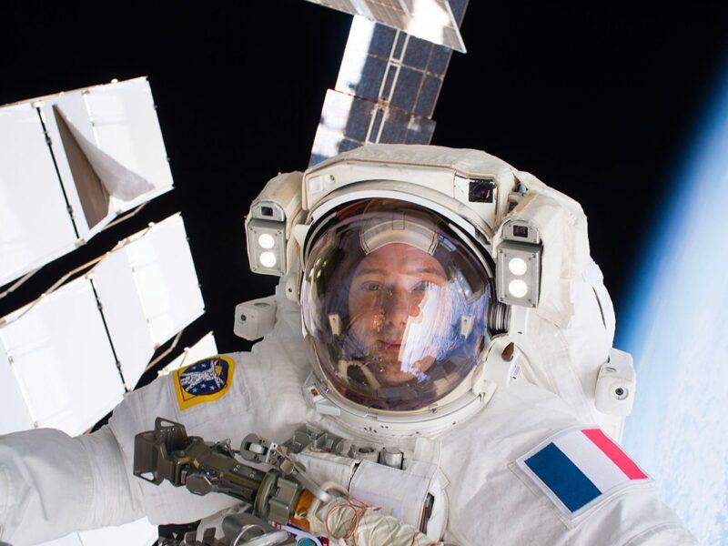 [REPAY] Décollage et arrivée de Thomas Pesquet dans l'ISS!