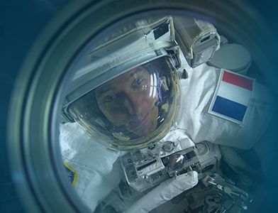 [REPLAY] Revivez les sorties de Thomas Pesquet dans l'espace