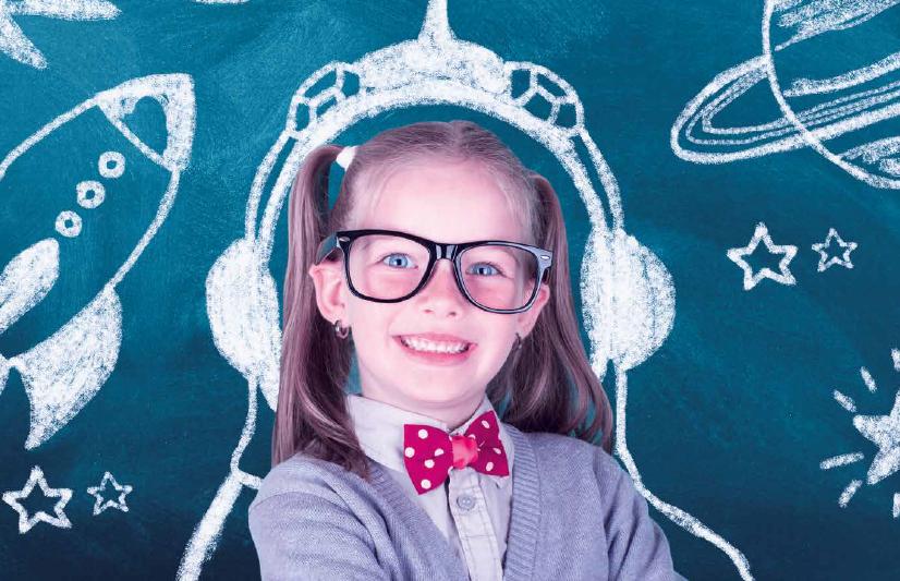 Back To School 2021-22   Et si l'espace rentrait dans votre classe ?